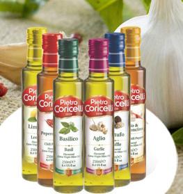 Pietro Coricelli Flavored oils
